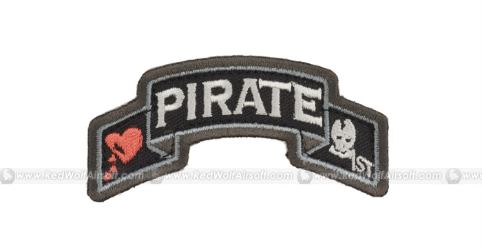 MSM 1st Company Pirate Patch (SWAT)