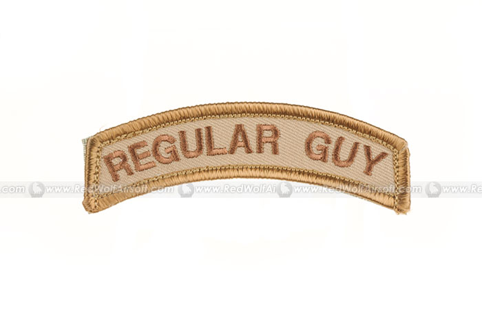 MSM Regular Guy Patch (DT)
