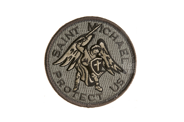 MSM Saint Michael Patch (ACU)