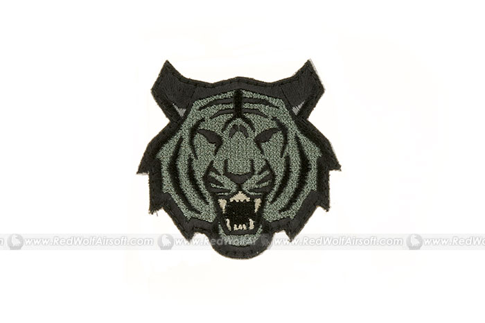 MSM Tiger Head Patch (ACU)