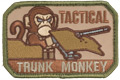MSM Tactical Trunk Monkey Patch (Multicam)<font color=yellow> (Year End Sale)</font> <font color=red>(Free Shipping Deal)</font>