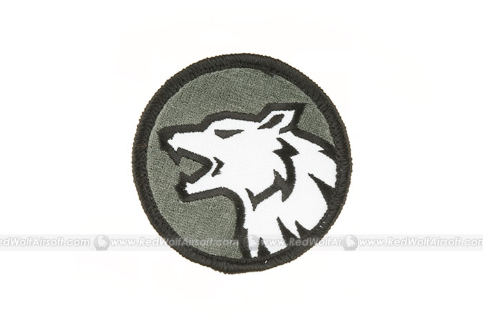 MSM Wolf Head Patch (SWAT)