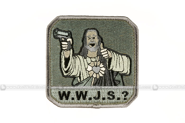 MSM Who Would Jesus Shoot? Patch (ACU)