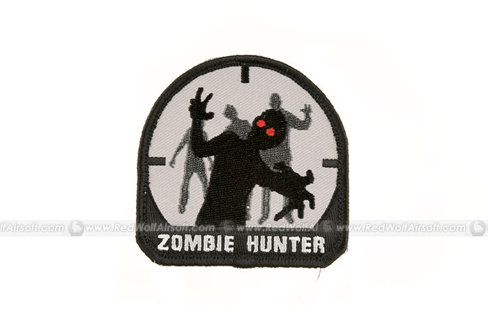MSM Zombie Hunter Patch (SWAT)
