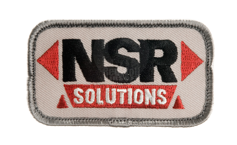 MSM NRS Solution Patch (Grey)