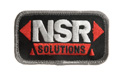 MSM NRS Solution Patch (Red/Black)  <font color=red>(HOLIDAY SALE)</font>
