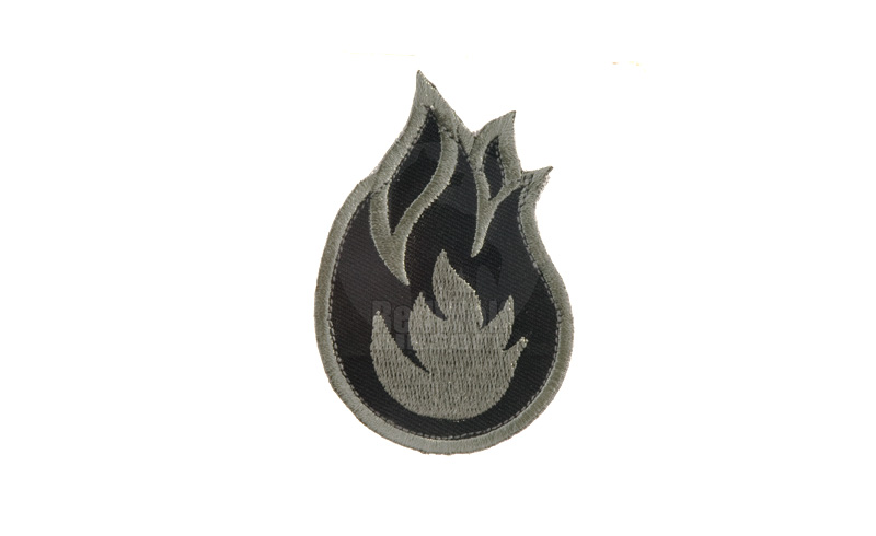 MSM Fireball Patch (ACU Dark)