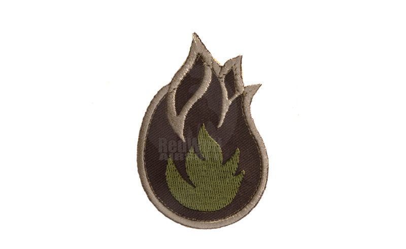 MSM Fireball Patch (Arid)
