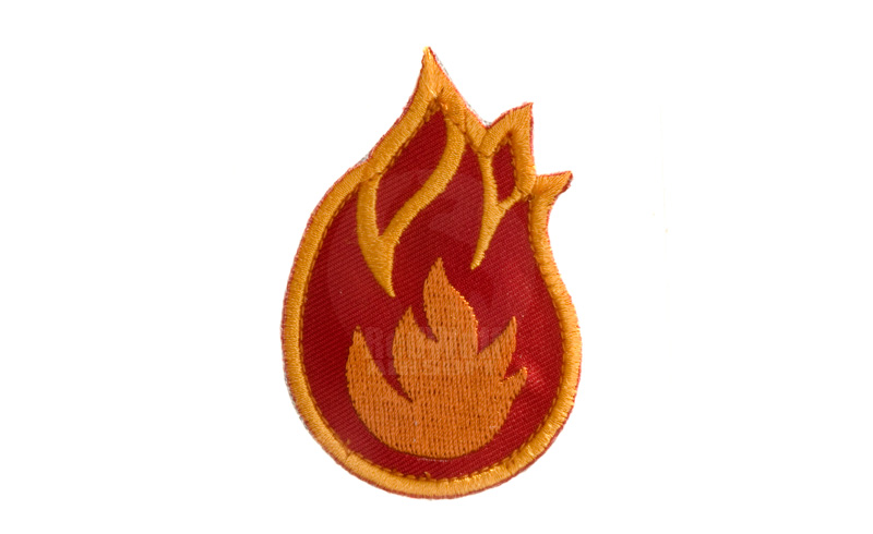 MSM Fireball Patch (Fire)