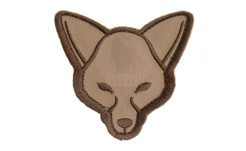 MSM Fox Head Patch (Desert)
