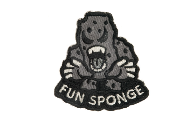 MSM Fun Sponge Patch (SWAT) <font color=yellow>(Clearance)</font>
