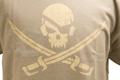 MSM Pirate Skull T-shirt (L)
