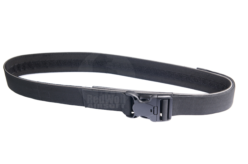 Milspex Military Belt With Double Release Buckle (90-108cm / Black)<font color=red> (Clearance)</font>