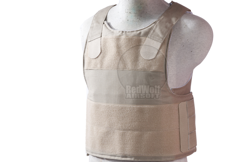 Milspex Body Armor (Tan)<font color=red> (Clearance)</font>
