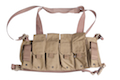 Milspex Tactical Chest Vests - TAN