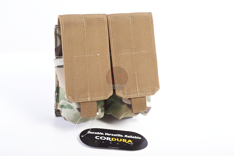 Milspex Double M14 Magazine Pouch (MC)