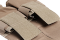 Milspex Double M14 Magazine Pouch (Tan)