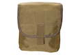 Milspex MPS 200r Pouch - Tan <font color=yellow>(Clearance)</font>