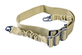 Milspex Two Point Bungee Sling (TAN)