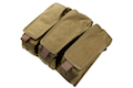 Milspex AK Triple Mag Pouch - TAN <font color=red>(HOLIDAY SALE)</font>