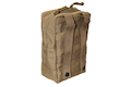 Milspex Vertical Accessories Pouch - Tan