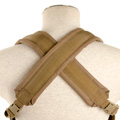 Milspex AK Chest Mag Carrier (Tan)