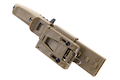 TSC Mad Warrior Shrapnel Desert Warfare Dummy Knife (TAN) Version B