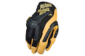 Mechanix Wear Gloves CG Heavy Duty (Black / Leather / M Size)