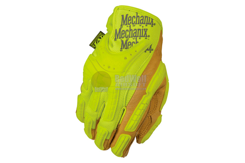 Mechanix Wear Gloves CG Heavy Duty (HiViz Yellow / S Size)