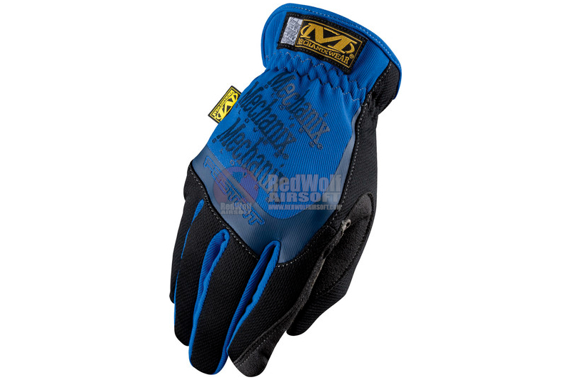 Mechanix Wear Gloves FastFit Blue (XL Size)