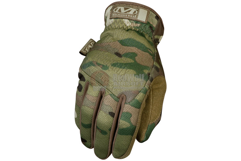 Mechanix Wear Gloves FastFit  (MultiCam / L Size)