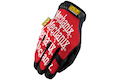 Mechanix Wear Gloves Original (Red / M Size)