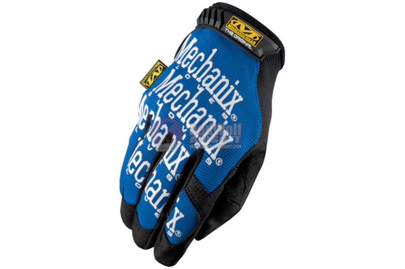 Mechanix Wear Gloves Original (Blue / XL Size)