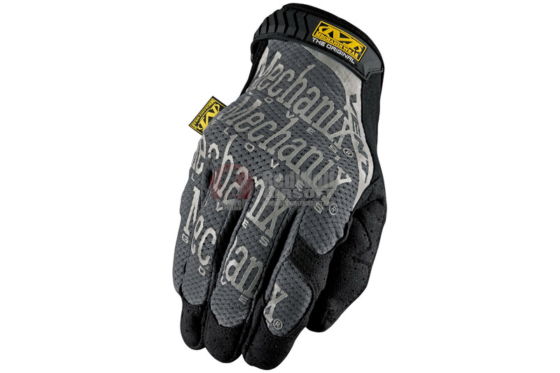 Mechanix Wear Gloves Original Vent (Grey / Black / XL Size)