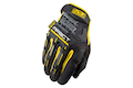 Mechanix Wear Gloves M-Pact (Black / Yellow / L Size)