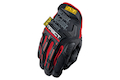 Mechanix Wear Gloves M-Pact (Black / Red / M Size)