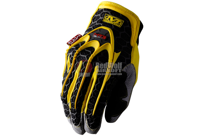 Mechanix Wear Gloves MRT M-Pact Point 5 (Black / XL Size)