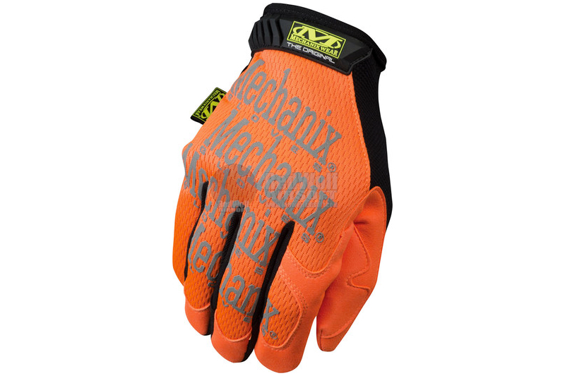 Mechanix Wear Gloves Original Safety (Orange / M Size)