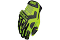 Mechanix Wear Gloves M-Pact Safety (Yellow / M Size)