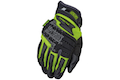 Mechanix Wear Gloves M-Pact2 Safety (Yellow / L Size)