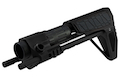 G&P PDW Stock for Tokyo Marui MWS M4A1 GBB (Silm)- Snake, Black