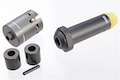 G&P Roller Bolt with MWS 5 Postion Buffer Tube Set for Tokyo Marui M4A1 MWS GBBR