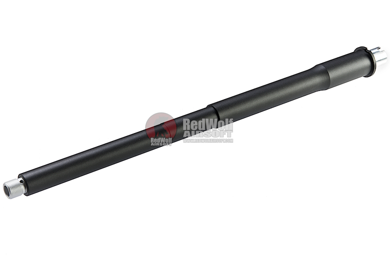 G&P 14.5inch Recce Rifle Barrel for Tokyo Marui MWS GBB & WA M4A1 Series (w/ 14mm CW & CCW Thread Adaptor)