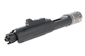 G&P MWS Forged Aluminum Complete Bolt Carrier Group Set for G&P Buffer Tube - Black