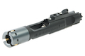 G&P MWS Forged Aluminum Complete 4-6 Bolt Carrier Group Set for Tokyo Marui MWS GBB Buffer Tube - Black