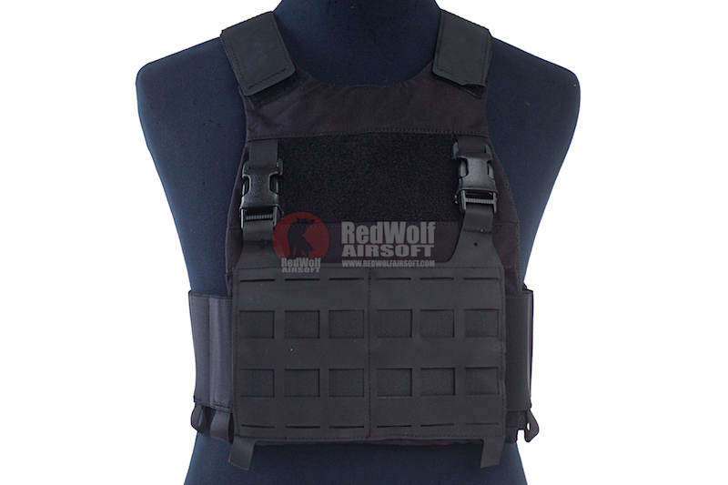 Miyamoto Lightweight Tactical Plate Carrier - Black