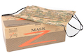 MASK of ZORRO - Multicam Surgical Mask (30pcs/Box)