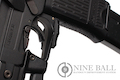 Nine Ball Long Magazine Catch for Tokyo Marui MP7A1 AEG