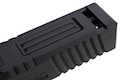 Nine Ball G18C Custom Slide LAEVATEINN CUSTOM for Tokyo Marui model G18C AEP (Type G17) - Black