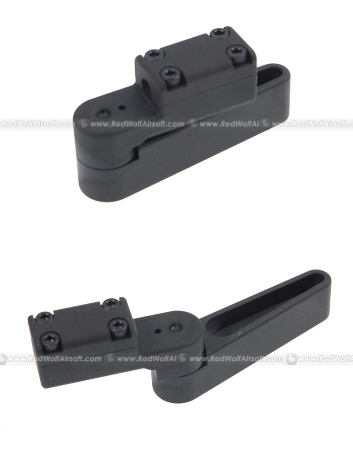 Nine Ball Flip Down Stock for Marui MAC 10 <font color=red>(Clearance)</font>